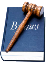 Bylaws book icon
